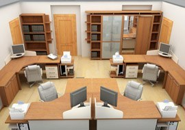 Заказать корпусную мебель в Новокуйбышевске